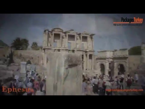 Ephesus Tours Turkey | Travel Packages Turkey