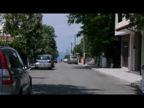 Sunny Sinemorets, beautiful Black Sea resort town in Bulgaria.