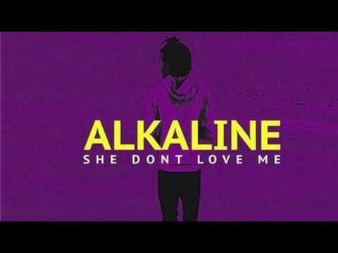 Alkaline - She Don't Love Me (Official Audio)