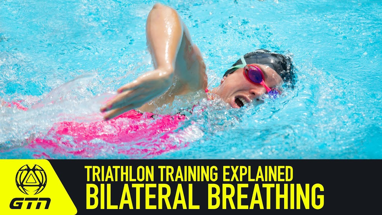 How To Breathe On Both Sides Whilst Swimming   Triathlon Training Explained