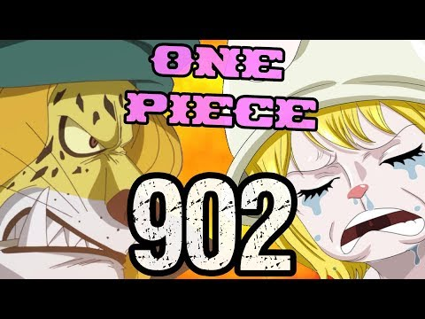 "One Piece Chapter 902 Review ""Goodbye Totland!"""