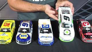 """""""The Fix"""" Live: A First Look At 2018 Daytona Winners' Die-Cast"""