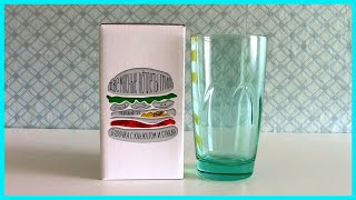 Бесплатный стакан из Макдоналдс МакФест McDonald's Распаковка Обзор
