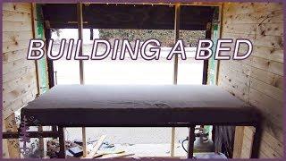 Building a Bed ~ Van Conversion E014