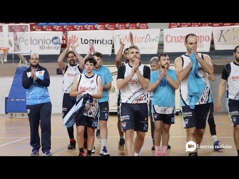 VÍDEO: El Basket Ciudad de Lucena cierra su racha de victorias cayendo ante el Montilla (67-75)