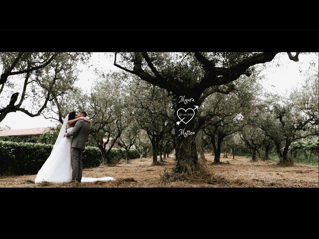 ♥♥ Maura+Matteo ♥♥ wedding trailer