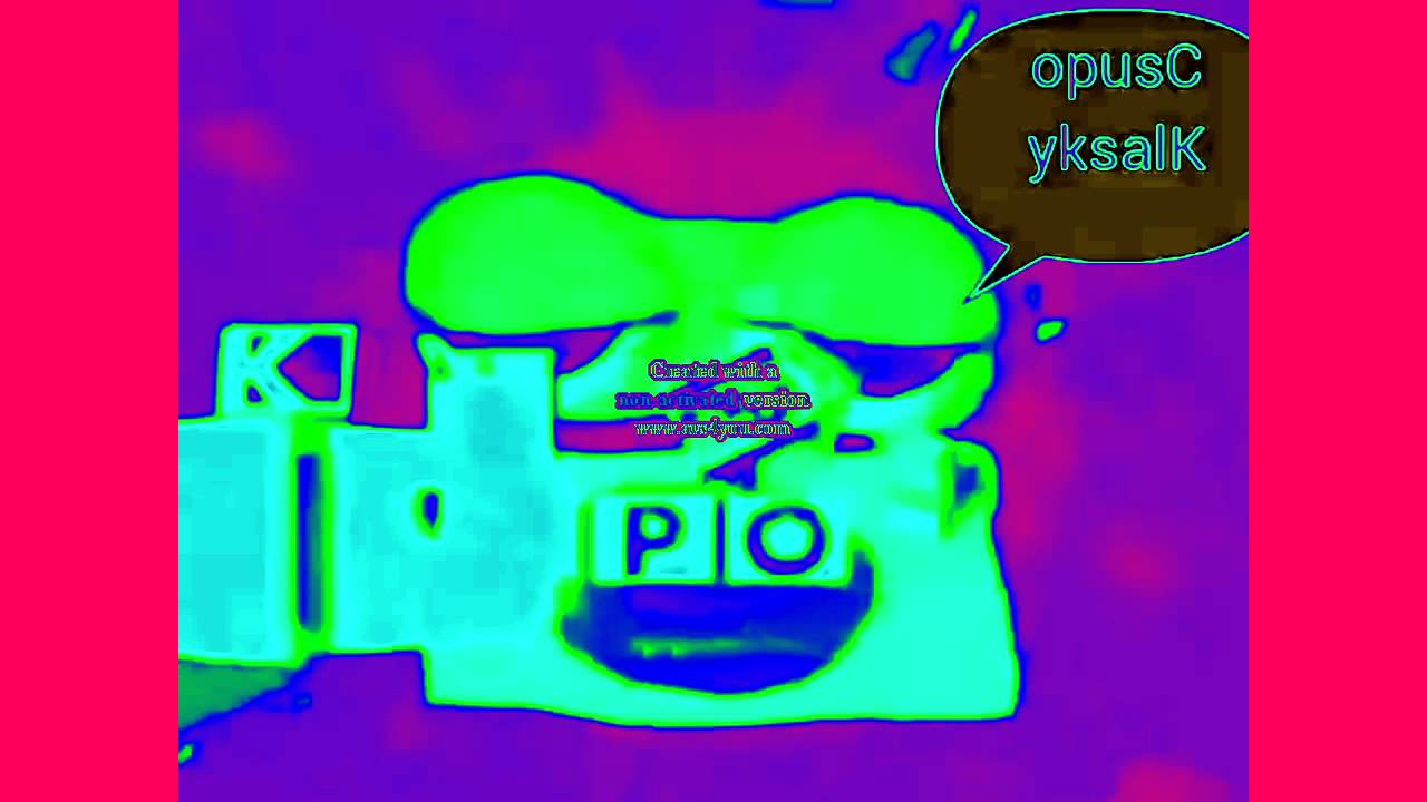 Klasky Csupo Effects 2 Enhanced With Clearer Youtube