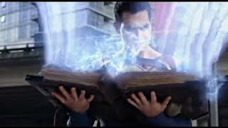 SuperGirl 4×09 Clark Rewrites history| Barry and Kara come up with a plan| Elseworlds