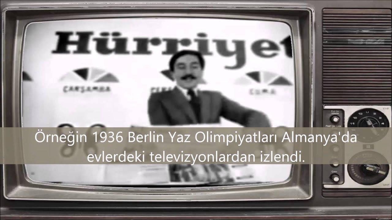 Televizyonun icadı