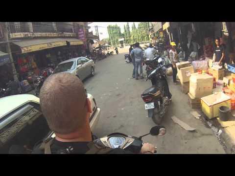 Motorbike Tour of Kratie, Central Cambodia, Travel Geek Extra