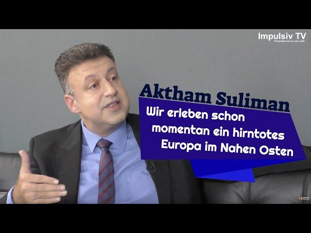 Aktham Suliman