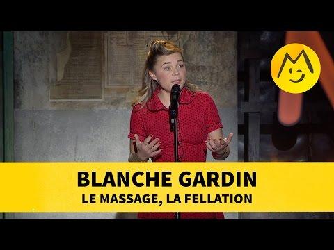 Blanche Gardin - Le Massage, La Fellation