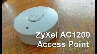 ZyXel AC1200 - Unbox & Review (NWA1123-AC v2)