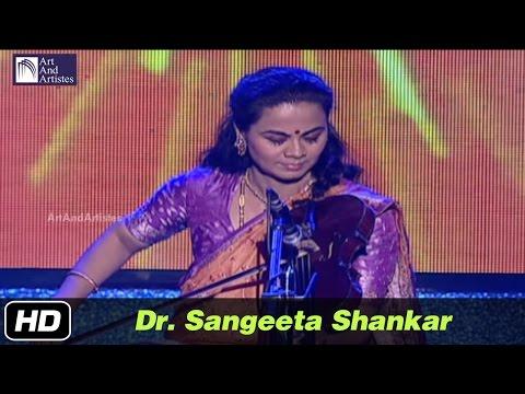 Dr Sangeeta Shankar | Raag Bilaskhani Todi | Violin | Hindustani Classical | Instrumental