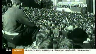 Presiden Soekarno berkunjung ke Cekoslowakia (1956)