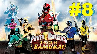 Power Rangers Super Samurai Walkthrough Mission 8 MASTER XANDRED