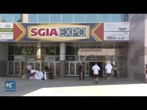 Solar Power International exhibition held in Las Vegas