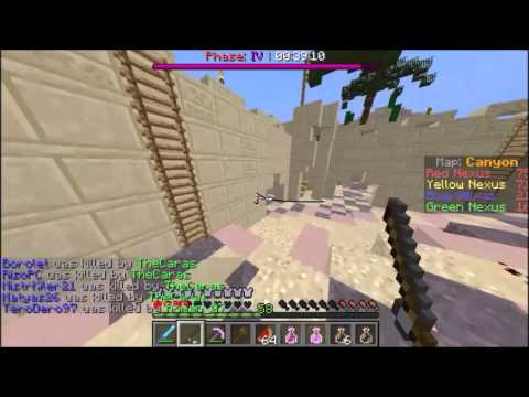 Minecraft Annihilation Strenght Rush 14