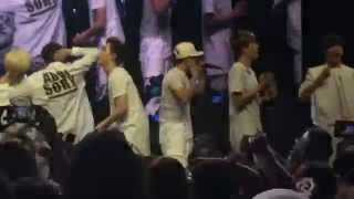 "[FANCAM] GOT7 in Chicago ""Bounce"""