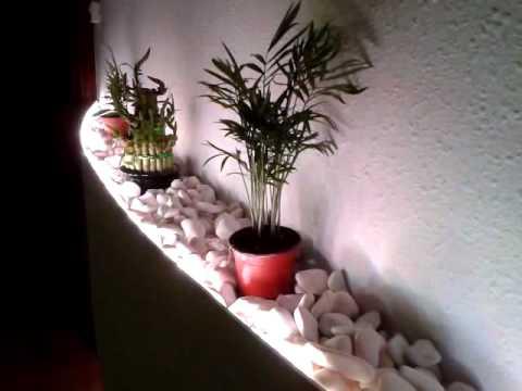 Jardin zen ii youtube - Escaleras para jardin ...