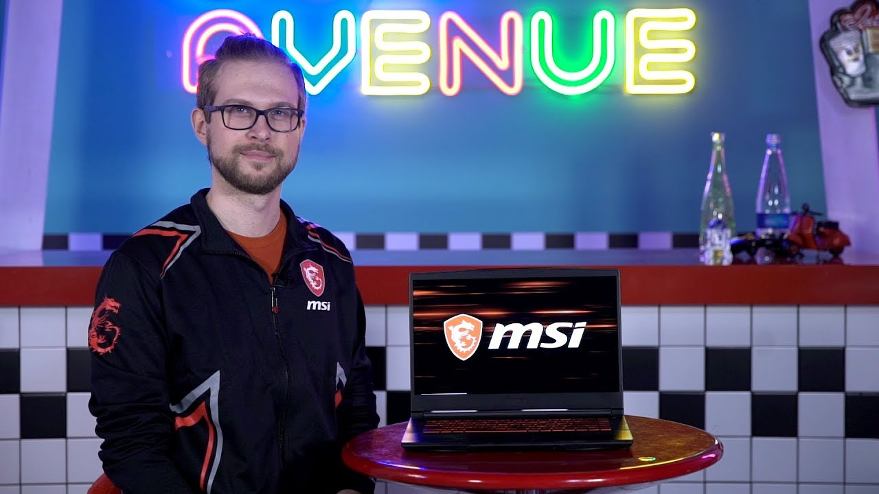 Portable gaming firepower - GF65 Thin unboxing | MSI
