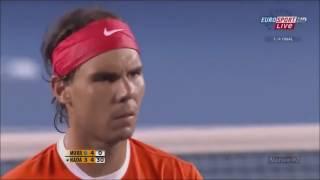 Andy Murray Vs  Rafael Nadal   QF Australian Open 2010 HD