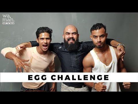CHOPA CHOPIN Egg Challenge Mauritius *T-Rex Dans Baz*