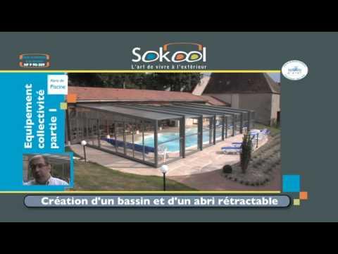 Abris de piscine Sokool Partie 1