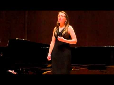 Public Recital Fall 2014