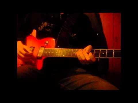 Incubus - Under my Umbrella Guitar Cover