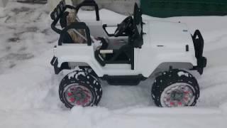 видео: Супер переделка детского электромобиля, 3155