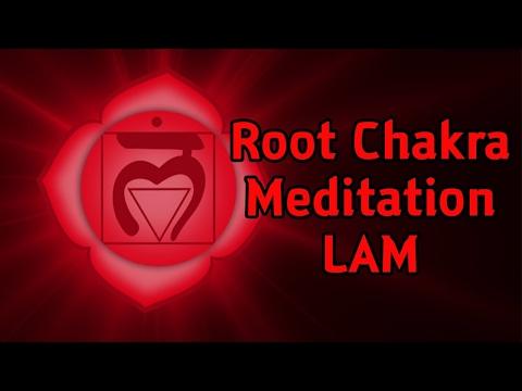 Muladhara Root Chakra Meditation ( LAM ) 108 Repetitons