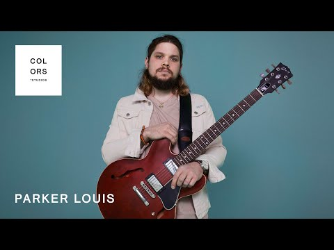 Parker Louis - Rise | A COLORS SHOW