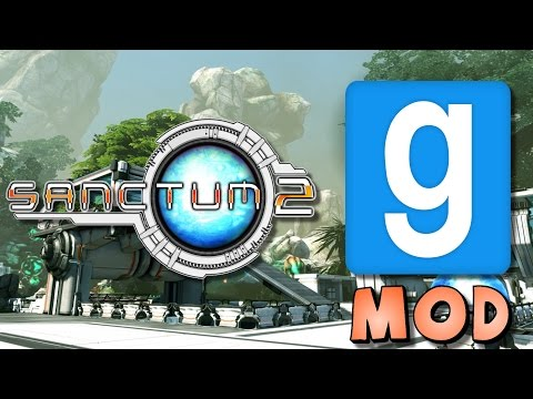 Garry's Mod: Sanctum 2 Weapons Mod Showcase |