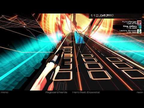 Let's Play Audiosurf 2 #013 [Electro] - Astronaut - Apollo ...