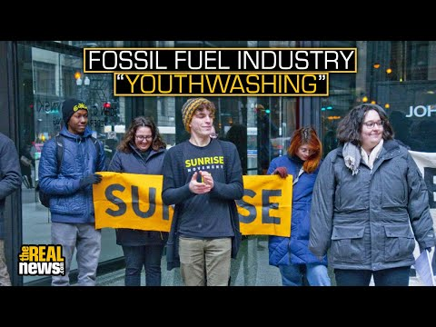 "Fossil Fuel Industry Shifts from Climate Denial to ""Youthwashing"""