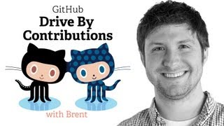 Webcast • Drive By Contributions on GitHub thumbnail