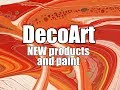 213 - DecoArt New products and paint (2) Happy Happy! #decoartprojects