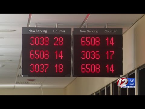 Adam Rivers - You think CT is bad? RI wants to charge you for walking in the DMV!