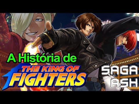 A História de The King of Fighters - 3/3 - Saga Ash