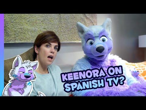 Samanta Extravagancia - Keenora On Spanish TV With Samanta Villar