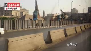بالفيديو.. خريطة الحالة المرورية ليوم الخميس بالقاهرة الكبرى