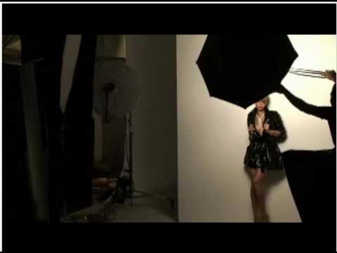 Behind The Scenes Of Rihanna's W Magazine Photoshoot - 2010
