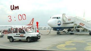 6:00 flug/Crazy/Nice Flight - Antalya to Turkey [SunExpress] | Julien Card