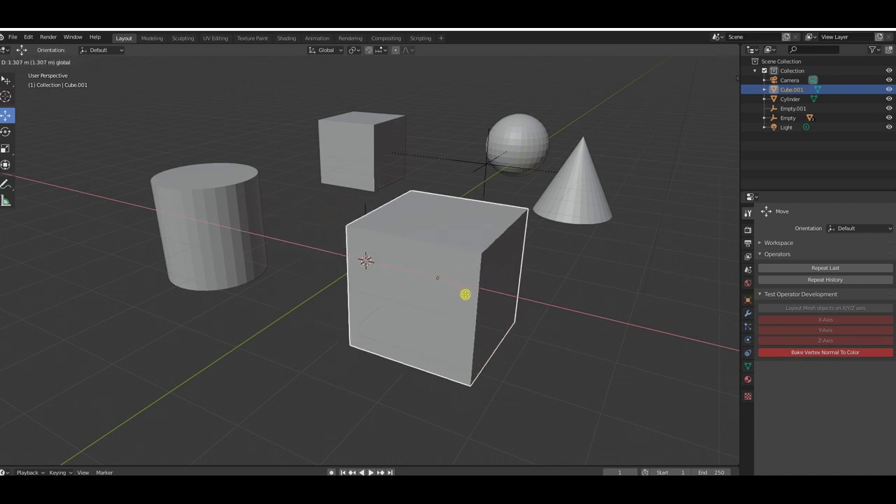 Better Understanding Blender's Scene Organization - Lesterbanks