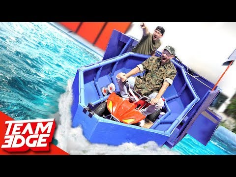 Epic Mini Boat Battle | Sink the Ship!!