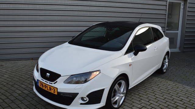 Seat Ibiza Sc 1 4 Tsi 180pk Dsg Cupra Clima Pdc Audio