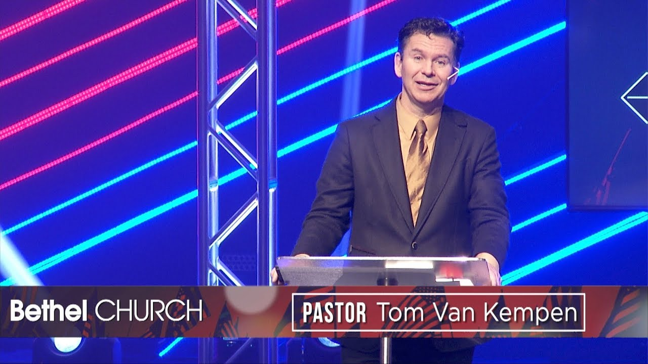 Bethel Remembers Pastor Tom Van Kempen Bethel Church