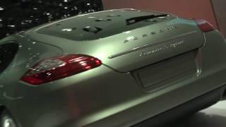 Porsche Panamera S Hybrid  2011 Videos