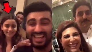 Baixar Alia Bhatt FUNNY Video With Arjun Kapoor, Abhishek, Jacqueline TOGETHER At Katy Perry Welcome Party
